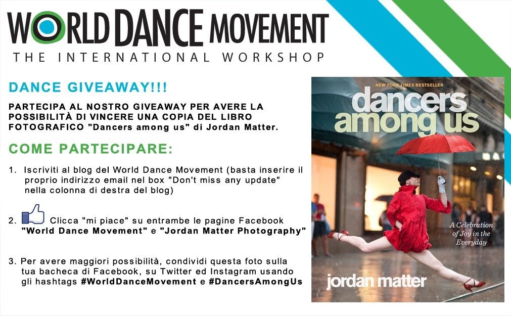 Dancers Among Us – An Amazing Dance Photography Book by Jordan