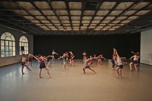 Gaga Dancers - Ascaf